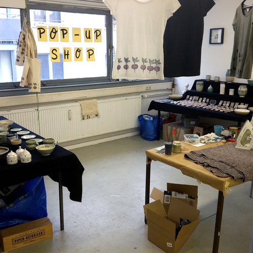 Ceramic | Print Pop-up Shop